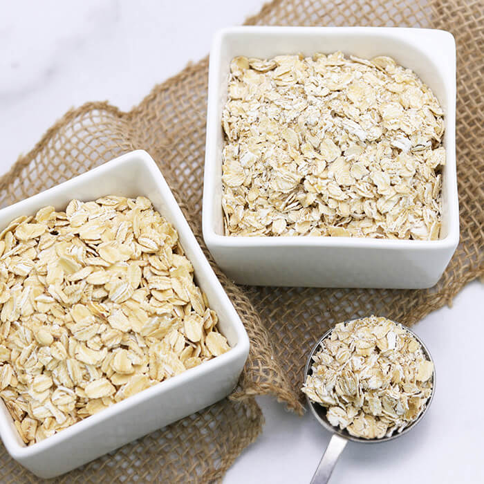 Oats Regular Rolled and Quick Rolled